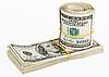 ID 3017165 | USA 100 dolarów banknotów | Foto stockowe wysokiej rozdzielczości | KLIPARTO