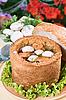 ID 3017206 | Pilzsuppe im Brot-Schüssel | Foto mit hoher Auflösung | CLIPARTO