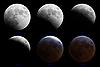 ID 3017209 | Mondfinsternis 03-04 März 2007 | Foto mit hoher Auflösung | CLIPARTO