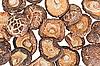ID 3024460 | Getrocknete Champignons auf Weiß | Foto mit hoher Auflösung | CLIPARTO
