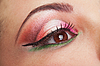 ID 3017647 | 매우 아름다운, 환상적인 여자 눈을 확인합니다. | 높은 해상도 사진 | CLIPARTO