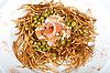 ID 3018978 | Salat mit Lachs | Foto mit hoher Auflösung | CLIPARTO