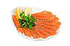 ID 3019427 | Lachs mit Salat | Foto mit hoher Auflösung | CLIPARTO