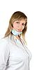 ID 3019530 | Schöne junge Arztin | Foto mit hoher Auflösung | CLIPARTO