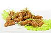 Ryb Gourmet w karmelu | Stock Foto