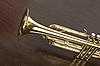 Фото 300 DPI: музыкальная труба