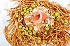 ID 3020791 | Salat mit Lachs | Foto mit hoher Auflösung | CLIPARTO