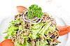 ID 3020818 | Salat mit Pilzen | Foto mit hoher Auflösung | CLIPARTO