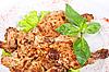 ID 3020978 | Pieczone mięso z kurczaka kukurydza | Foto stockowe wysokiej rozdzielczości | KLIPARTO