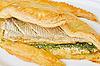 ID 3027041 | Schmackhaftes Gericht von Forellen | Foto mit hoher Auflösung | CLIPARTO