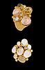 ID 3028189 | 금 반지와 귀걸이 | 높은 해상도 사진 | CLIPARTO