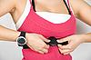 ID 3028586 | Sprawdzanie tętna zegarek | Foto stockowe wysokiej rozdzielczości | KLIPARTO