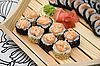ID 3029506 | Am Sushi-Restaurant | Foto mit hoher Auflösung | CLIPARTO