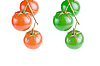 ID 3029557 | Rote und grüne Tomaten | Foto mit hoher Auflösung | CLIPARTO