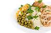 ID 3029706 | Zdrowe jedzenie w restauracji | Foto stockowe wysokiej rozdzielczości | KLIPARTO