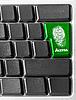 ID 3029804 | Computer-Tastatur mit Zugang-Taste | Foto mit hoher Auflösung | CLIPARTO