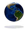 ID 3029810 | Ameryka na Ziemi planety | Foto stockowe wysokiej rozdzielczości | KLIPARTO