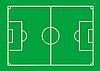 ID 3029819 | Boisko do piłki nożnej | Stockowa ilustracja wysokiej rozdzielczości | KLIPARTO