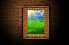ID 3029959 | Bild mit blauem Himmel und Gras | Foto mit hoher Auflösung | CLIPARTO