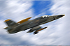 ID 3030309 | Fighter jet in motion | Foto stockowe wysokiej rozdzielczości | KLIPARTO