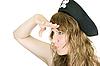 ID 3031166 | Pirat dziewczyna | Foto stockowe wysokiej rozdzielczości | KLIPARTO