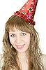 ID 3031169 | Junge Frau in Festmutze | Foto mit hoher Auflösung | CLIPARTO