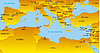 ID 3031441 | Mittelmeer-Region | Illustration mit hoher Auflösung | CLIPARTO