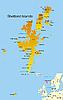 ID 3031443 | Shetland-Inseln | Illustration mit hoher Auflösung | CLIPARTO