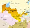 ID 3031448 | Usbekistan | Illustration mit hoher Auflösung | CLIPARTO