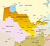 Uzbekistán | Ilustración