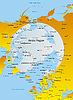 Arctic región | Ilustración