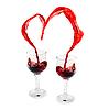 ID 3031493 | Herz aus Wine | Foto mit hoher Auflösung | CLIPARTO