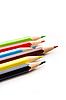 ID 3031909 | Kolorowe kredki | Foto stockowe wysokiej rozdzielczości | KLIPARTO