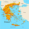 Grecia | Ilustración vectorial