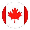 ID 3032514 | Icon mit Flagge Kanadas | Illustration mit hoher Auflösung | CLIPARTO