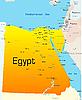 Egipto | Ilustración vectorial