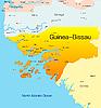 Guinea-Bissau | Ilustración vectorial