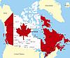 Canadá | Ilustración vectorial