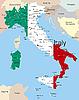 Italia | Ilustración vectorial