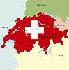 Suiza | Ilustración vectorial