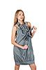ID 3036683 | Piękna kobieta w szarej sukni | Foto stockowe wysokiej rozdzielczości | KLIPARTO