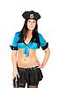 ID 3037603 | Sexy policewoman | Foto stockowe wysokiej rozdzielczości | KLIPARTO
