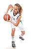 ID 3019943 | Basketballspielerin | Foto mit hoher Auflösung | CLIPARTO
