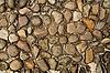 Textur der alten Steine | Stock Foto