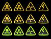 Gefahr-Icons