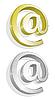 ID 3022206 | 두 개의 전자 메일의 벡터 일러스트 레이 션 | 벡터 클립 아트 | CLIPARTO