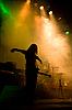 ID 3022340 | Musiker mit Gitarre auf der Bühne | Foto mit hoher Auflösung | CLIPARTO