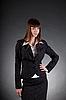 ID 3022381 | Poważne szuka kobiety biznesu | Foto stockowe wysokiej rozdzielczości | KLIPARTO