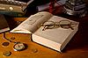 ID 3023227 | Martwa natura z książek i okulary | Foto stockowe wysokiej rozdzielczości | KLIPARTO