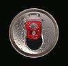 ID 3023277 | Makro napoju aluminiowa | Foto stockowe wysokiej rozdzielczości | KLIPARTO